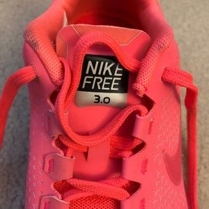 Nike Shoes - Nike Free 3.0 running shoe